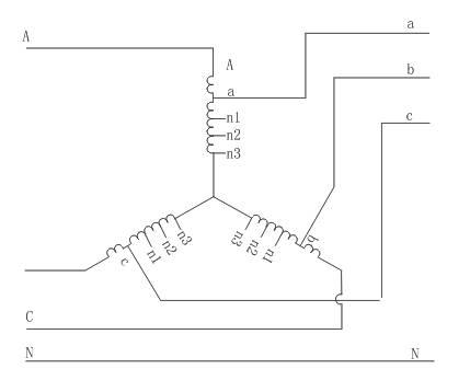 电路 电路图 电子 户型 户型图 平面图 原理图 429_337